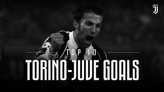 Torino vs Juventus: Top 10 Goals!
