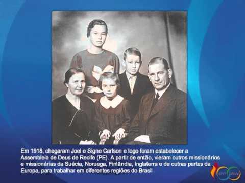 ▶ Resumo da História da Assembleia de Deus no Brasil