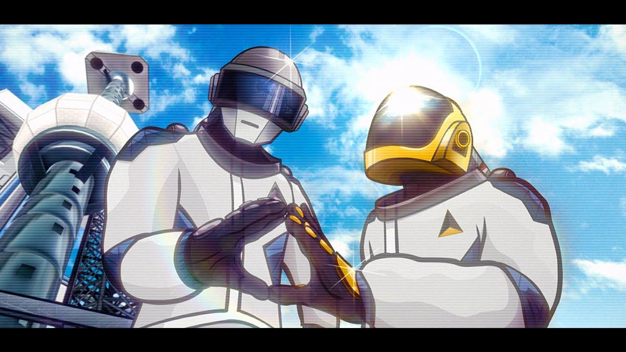 Un film d'animation hommage à Daft Punk