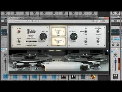Slate Digital Virtual Tape Machines (VTM)