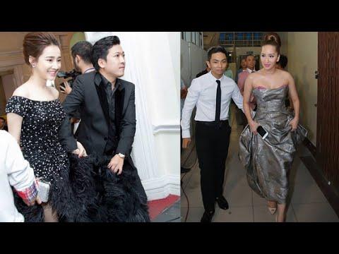 Khoảnh khắc đẹp khi mỹ nhân Việt được chồng, bạn trai nâng váy như bà hoàng