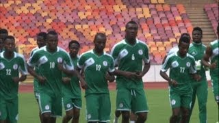 Nigeria ready to face Ethiopia in World Cup qualifications