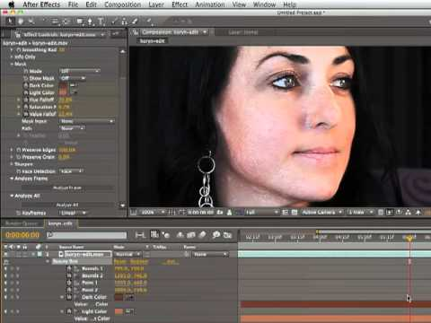 Overview of Beauty Box Video Skin Retouching Plugin