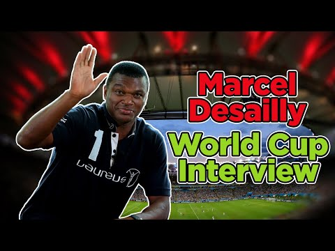Marcel Desailly World Cup 2014 Interview