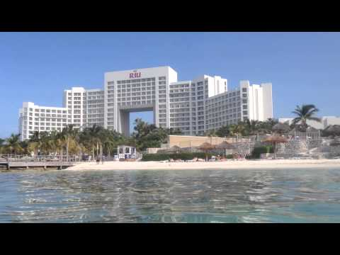 Riu Palace Peninsula - Cancun, Mexico July 2015 - Clarence & Neasel's Vacation