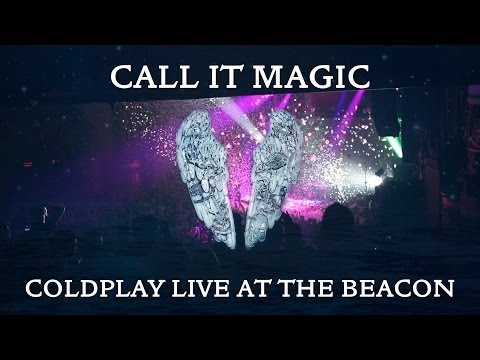 Call It Magic - Coldplay Live at The Beacon 2014 (Excerpts)