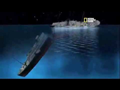 [KHOA HỌC] Ba giờ cuối cùng của con tàu Titanic