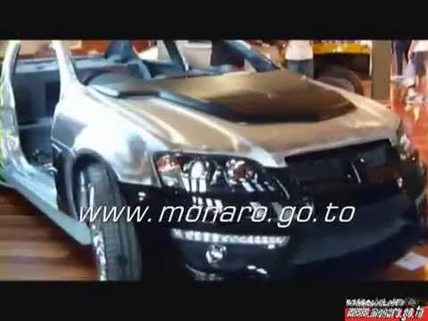 monaro VE CUSTOM COUPE GMH VE 2011  ,PONTIAC GTO, HSV GTO ,COUPE 4