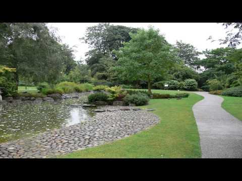 Holland garden Wimbledon London