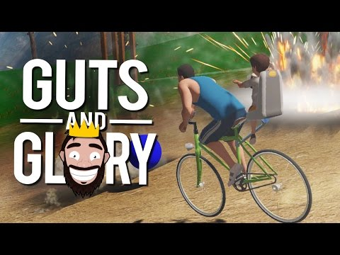 THE CRAZIEST GAME SHOW ON EARTH - GUTS and GLORY Gameplay
