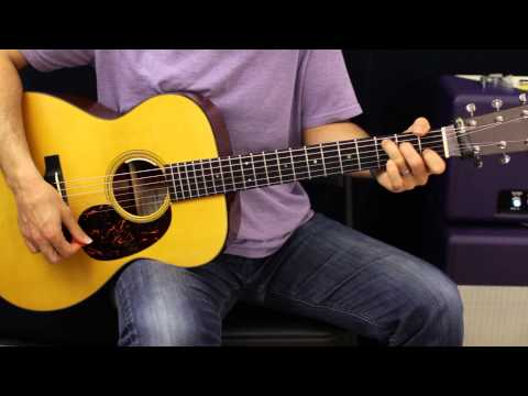 How To Play - Bruno Mars When I was Your Man - Chords - Acoustic Guitar Lesson