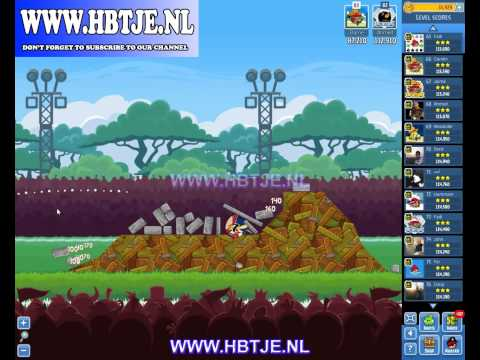 Angry Birds Friends Tournament Week 67 Level 4 high score 119k (tournament 4)