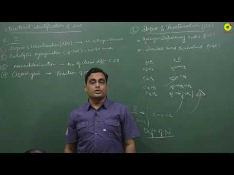 STRUCTURAL IDENTIFICATION-01  | VKP SIR | IIT JEE MAIN + ADVANCED | AIPMT | CHEMISTRY | NUCLEON KOTA