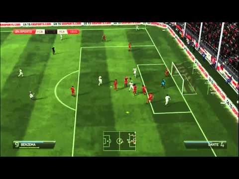 FIFA 14: Bayern Munchen-Real Madrid (UEFA Champions League 2013/2014 - Semifinal)