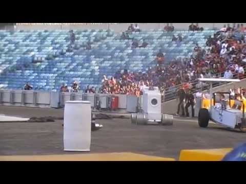 Top Gear Festival Durban 2014: Home made elctric cars
