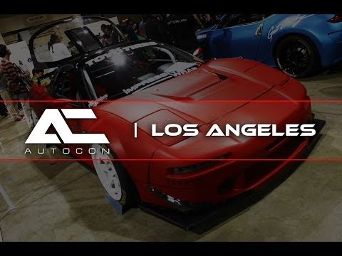 AutoCon | Los Angeles 2014 | Firm400 x JDM SportTV Coverage
