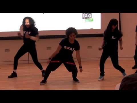 Brent Dance Blast 2013
