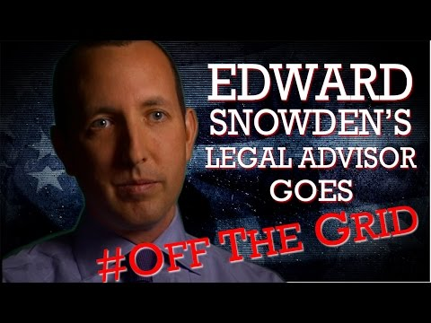 Edward Snowden's Legal Advisor Goes #OffTheGrid | Jesse Ventura Off The Grid - Ora TV