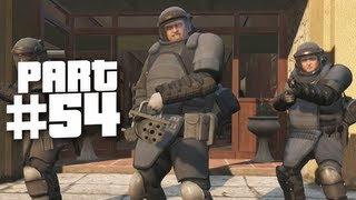 Grand Theft Auto 5 Gameplay Walkthrough Part 54 - The Paleto Score (GTA 5)