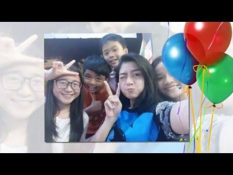 MV Tiến Đạt - Hoàng Yến (phim Những Đứa Trẻ Tinh Nghịch -  Thế Giới Diệu kỳ ) 2