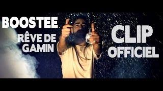 Boostee - RÊVE DE GAMIN (Clip Officiel)