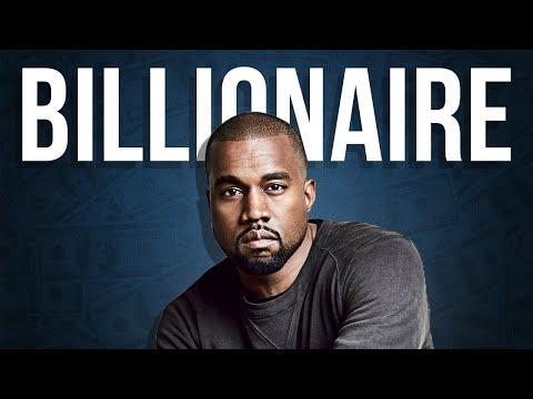 How Kanye West Made $1 Billion Dollars