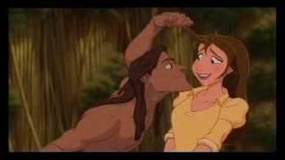 Disney's Tarzan Vs. Fake Tarzan