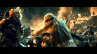 The Hobbit: Thorin Vs Azog First Battle Full HD Part 2