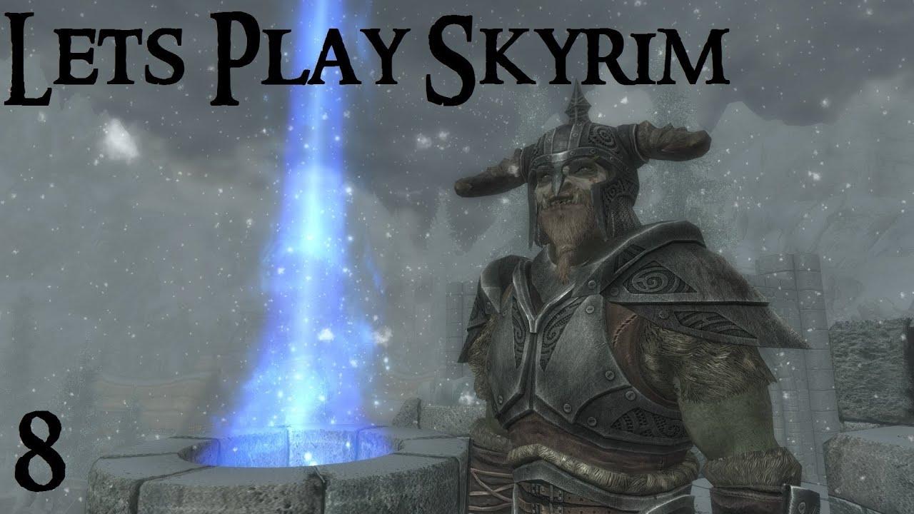 Lets play skyrim modded feat jullvia warrior of the silken skin part 3 sex with jullviaxxx - 2 1