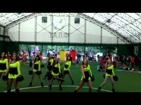 Cheer club Strong, Выступление Power Team на фестивале черлидинга