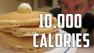 IHOP's AYCE Pancake Challenge   25,000 Subscriber Special!