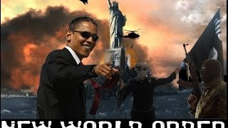Obama The Mahdi Of Islam And His New World Order