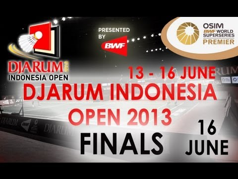 F - MS - Lee Chong Wei vs Marc Zwiebler - 2013 Djarum Indonesia Open