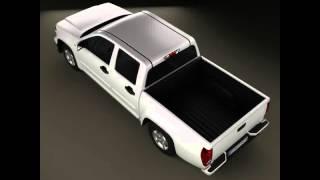 2007 Chevy Colorado LT 4WD Crew Cab Friendly Chevrolet Puyallup, WA #159315U videos