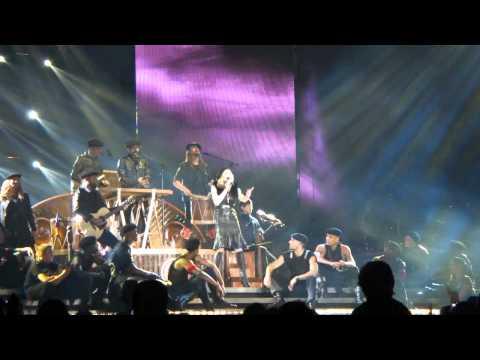 Madonna   Masterpiece (MDNA tour Tel Aviv 31.05.2012)