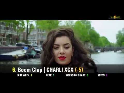 Top 50 Songs for July 2014 (Week 1 Chart)