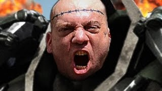 Paul Giamatti Talks Rhino The Amazing Spider-Man 2