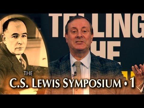 CS Lewis Symposium 1/3: Rational Argument -- Alister McGrath