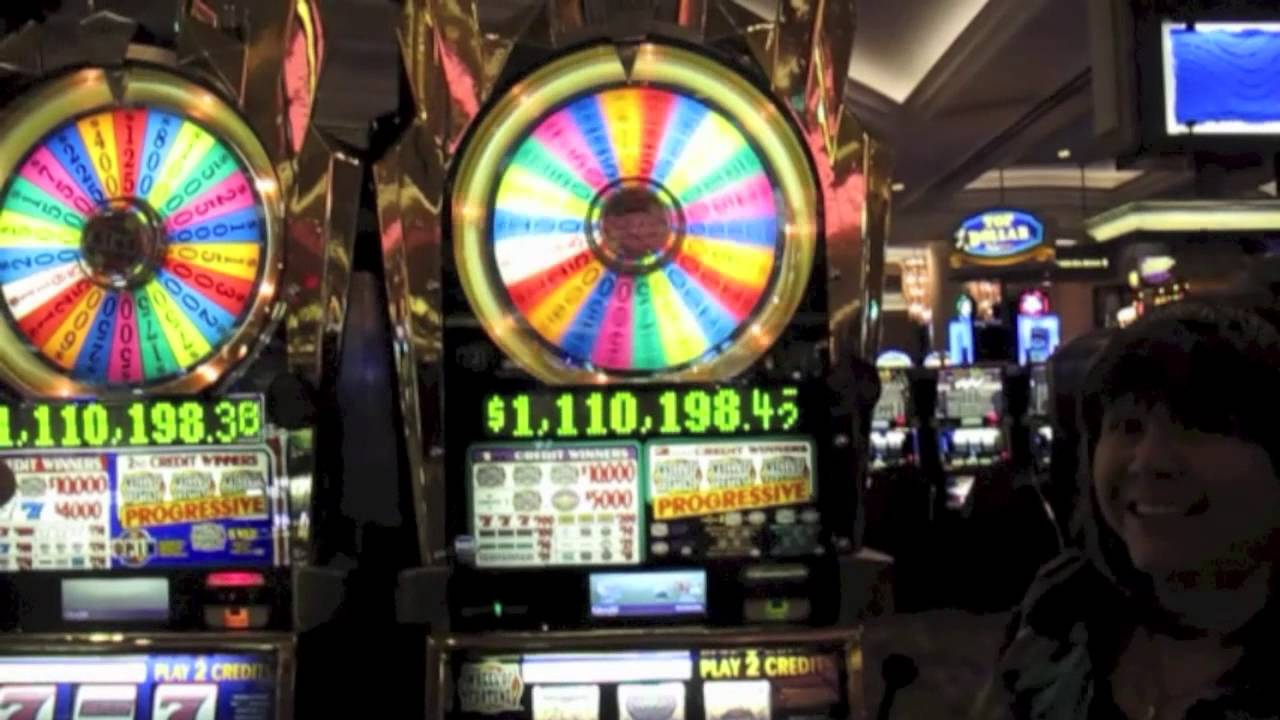 wheel of fortune 5 dollar machine lexington