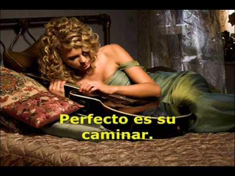 Taylor Swift - Teardrops On My Guitar (Spanish version)  [LETRA Y MP3 GRATIS]
