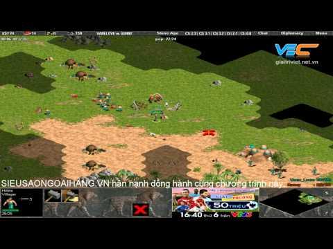 VaneLove vs Gunny C4T4 ngày 22/9/2014 - www.giaitriviet.net.vn