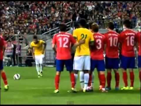 Coréia do Sul 0 x 2 Brasil, melhores momentos - Amistoso - Com gol de Neymar, Brasil bate a Coreia