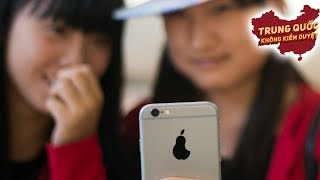 5 iPhone Nhái Sản Xuất tại Trung Quốc   Trung Quốc Không Kiểm Duyệt