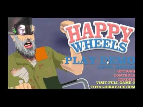 happy wheels demo com