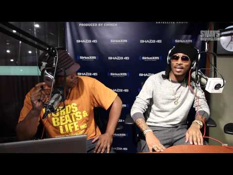 Future Speaks on Old Nickname and Hanging Around Outkast on Sway in the Morning