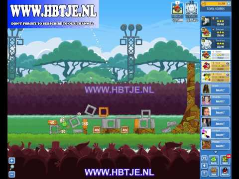Angry Birds Friends Tournament Level 1 Week 71 (tournament 1) no power-ups