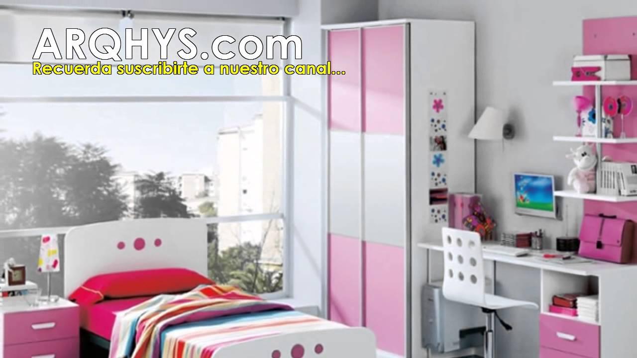 Dormitorios para ni as de 15 a os cuartos y habitaciones for Cuartos para ninas 2 anos