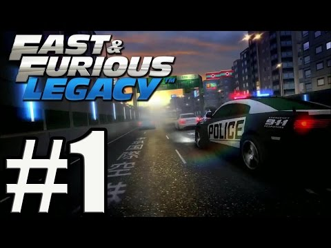 Fast and Furious Legacy - Fast & Furious 7 Game - Walkthrough Part 1 - Chapter 1 Miami [ IOS ]