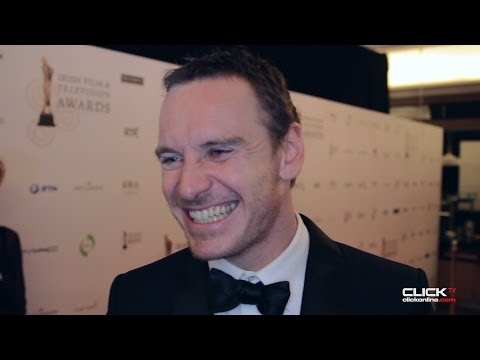 Michael Fassbender IFTA Red Carpet Interview