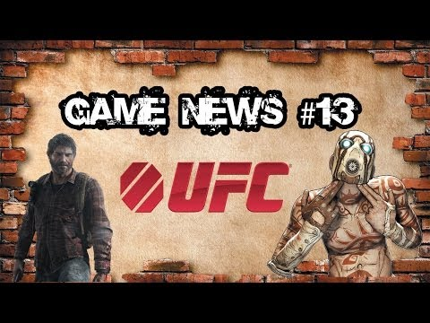 Game News #13 EA Sports UFC/ Borderlands PsVita/ The Crew
